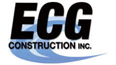 ECG Construction Inc.'s Logo